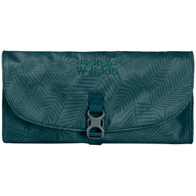 Jack Wolfskin Waschsalon Washbag leaf teal green
